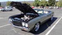 1970 Chevrolet Chevelle PRO TOURING-CUSTOM FRAME OFF PRO TOURING BUILD-SEE VIDEO