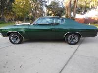 1970 Chevrolet Chevelle SS 502 BIG BLOCK POWER