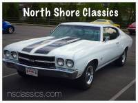 1970 Chevrolet Chevelle REAL SS car- from Tennessee