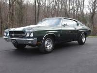 1970 Chevrolet Chevelle SS454-ORIGINAL MILES-BUILD SHEET DOCUMENTED-PROTECT O PLATE