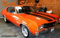 1971 Chevrolet Chevelle Hugger Orange Paint