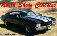 1971 Chevrolet Chevelle -Only 8000 On Rebuild-