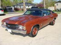 1971 Chevrolet Chevelle SS 502 BIG BLOCK