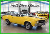 1971 Chevrolet Chevelle SS Apprearance Package CONVERTIBLE-Amazing NEW Price!