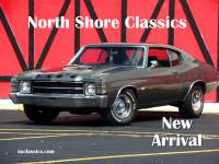 1971 Chevrolet Chevelle SS454-BIG BLOCK POWER-VERY NICE CONDITION-SEE VIDEO