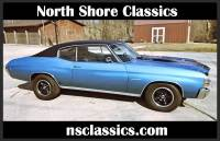 1971 Chevrolet Chevelle - GREAT TURN KEY CLASSIC -