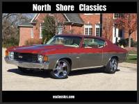 1972 Chevrolet Chevelle -SHOW CAR-HIGH END CUSTOM PRO TOURING BUILD-CUSTOM INTERIOR-SEE VIDEO