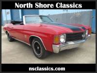 1972 Chevrolet Chevelle SS-GREAT RELIABLE CRUISER-