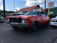 1972 Chevrolet Chevelle -SS-NICE RED PAINT-DRIVER QUALITY-FREE DELIVERY