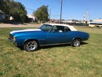 1972 Chevrolet Chevelle -SUMMER FUN CONVERTIBLE-NEWER PAINT-GREAT COLOR COMBO-ENJOY-