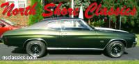 1972 Chevrolet Chevelle NUMBERS MATCHING!