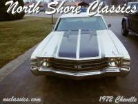 1972 Chevrolet Chevelle NICE '72 SS TRIBUTE-BIG BLOCK