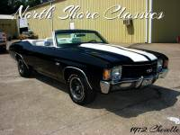 1972 Chevrolet Chevelle SS-Signed by Dale Earnhart Jr!