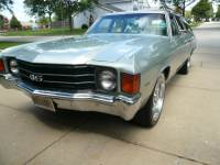 1972 Chevrolet Chevelle Wagon-SEE VIDEO