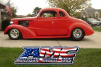 1937 Chevrolet Chevy Pro Street Coupe-SLICK & FAST