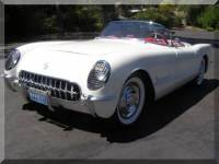 1954 Chevrolet Corvette Roadster-Restored in 2003-HARD TO FIND