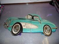 1958 Chevrolet Corvette COFFEE TABLE-BY ACTOR/ARTIST MITCH LEVINE