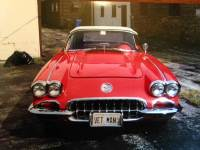 1958 Chevrolet Corvette CONVERTIBLE MINT CONDITION-MORE PICS COMING SOON