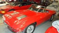 1963 Chevrolet Corvette FRAME OFF RESTORED-RETURNED TO OWNER