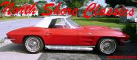 1963 Chevrolet Corvette -STINGRAY CONVERTIBLE-