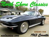 1963 Chevrolet Corvette NUMBERS MATCHING RESTORATION