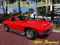 1964 Chevrolet Corvette Stingray-Investment Quality-Top Shelf-See Video