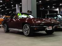 1965 Chevrolet Corvette Rare-MILANO MAROON-NEW LOWERED PRICE-SEE VIDEO