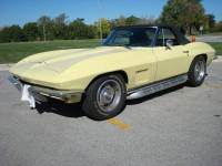 1967 Chevrolet Corvette NUMBERS MATCHING