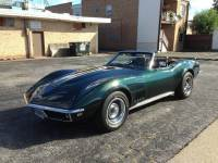 1968 Chevrolet Corvette NUMBERS MATCHING CONVERTIBLE