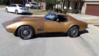 1969 Chevrolet Corvette -454 BIG BLOCK WITH 4 SPEED FROM TEXAS-PRICED TO SELL-