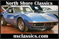 1969 Chevrolet Corvette -LeMans BLUE-STINGRAY-AN AMERICAN MASTERPIECE