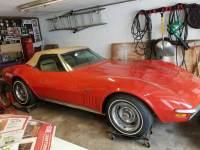 1970 Chevrolet Corvette -Red n Ready