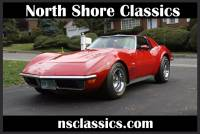 1971 Chevrolet Corvette -STINGRAY- T-TOPS-SEE VIDEO