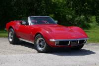 1971 Chevrolet Corvette -NEW LOW PRICE-RED STINGRAY CONVERTIBLE-SEE VIDEO
