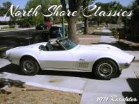 1971 Chevrolet Corvette Roadster. Clean strong car