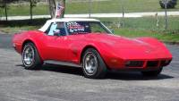 1973 Chevrolet Corvette C3 CONVERTIBLE SOLID DRIVER STINGRAY-SUMMER FUN-SEE VIDEO