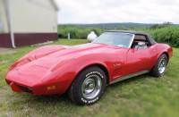 1975 Chevrolet Corvette -NUMBERS MATCHING L48/4SPEED- CONVERTIBLE