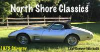 1975 Chevrolet Corvette RARE-LAST YEAR C3 CORVETTE CONVERTIBLE BUILT UNTIL 1986