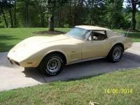 1976 Chevrolet Corvette Sting Ray