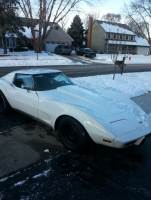 1977 Chevrolet Corvette Driver Quality Low Mileage Vette