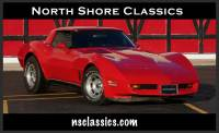 1980 Chevrolet Corvette -AWESOME LOW MILEAGE LITTLE RED STINGRAY-NICE CONDITION-T-TOPS-SEE VIDEO