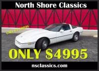 1986 Chevrolet Corvette -AFFORDABLE VETTE-NEW LOWER PRICE$$-SEE VIDEO