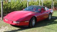 1986 Chevrolet Corvette C4-FROM FLORIDA-LOW MILES-EASY FINANCING-