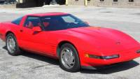 1994 Chevrolet Corvette SUPERCHARGED- 12 SECOND 1/4 MILE TIME SLIPS!