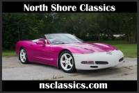 1998 Chevrolet Corvette -CELEBRITY OWNED-C5 CONVERTIBLE 5.7 LS- HOT PINK VETTE- SEE VIDEO