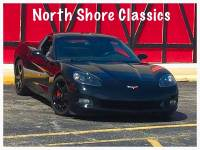 2005 Chevrolet Corvette C6-BLACK ON BLACK-6 SPEED