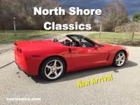 2005 Chevrolet Corvette C6-LS2-STRIKING RED CONVERTIBLE-VERY GOOD CONDITION