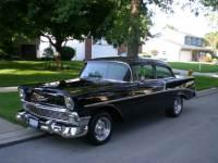 1956 Chevrolet Del Ray RESTORATION DOCUMENTED
