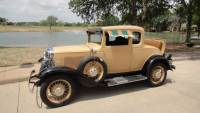1931 Chevrolet Deluxe IMMACULATE CONDITION-7 WHEELS