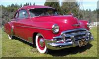 1950 Chevrolet Deluxe SPORT COUPE-SHOWROOM QUALITY